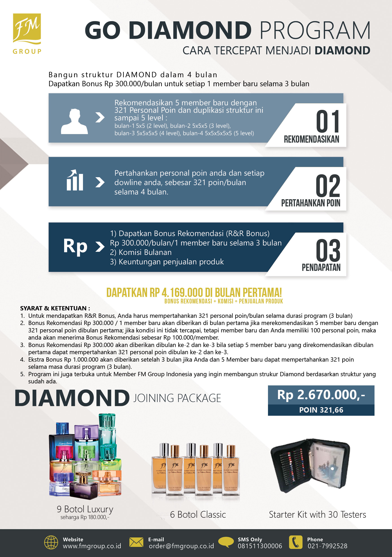 Go Diamond Program